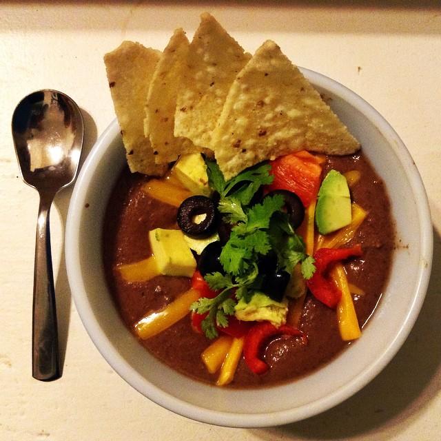Recipe: Black BeanSoup