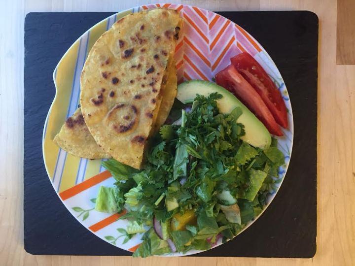 Recipe: Cauliflower Quesadillas