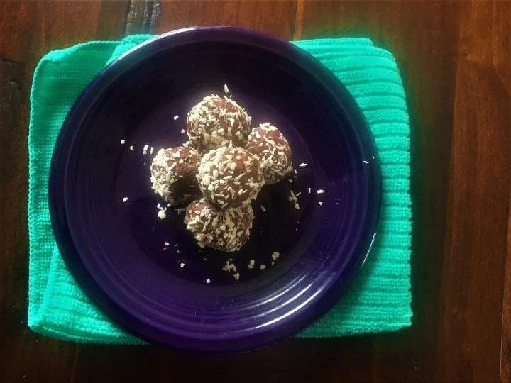 Recipe: Chocolate CoconutBites